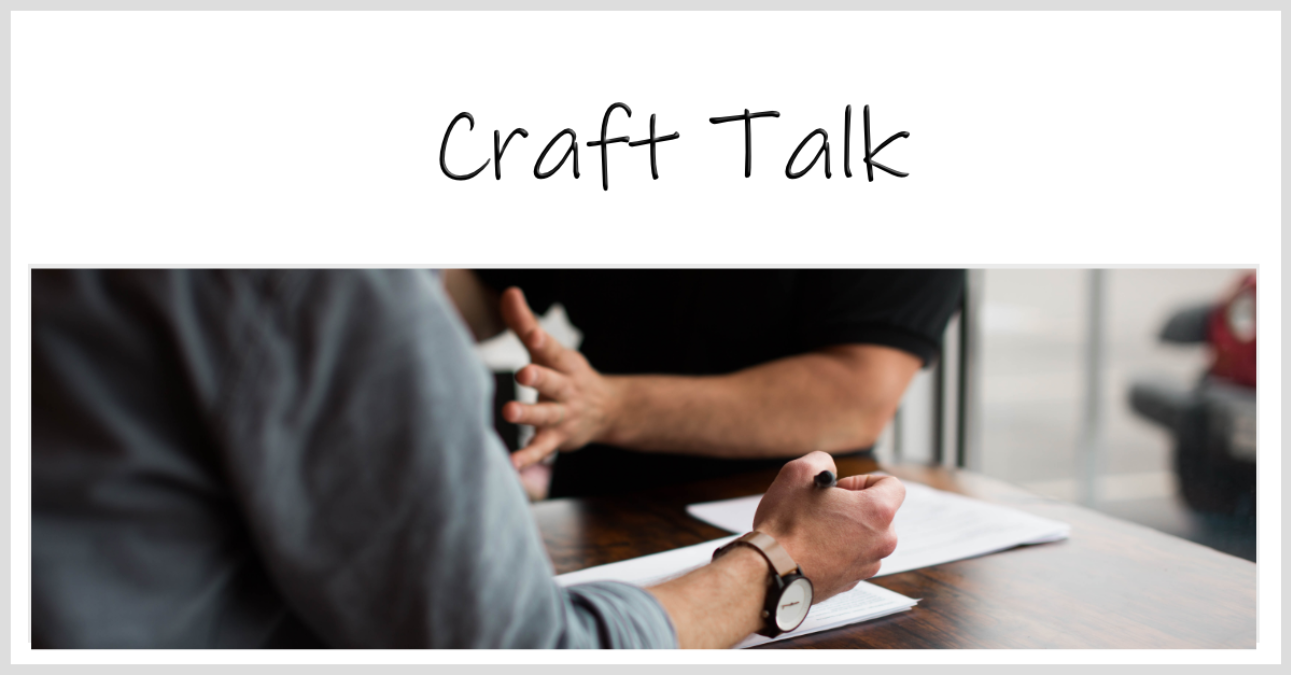 craft-talk
